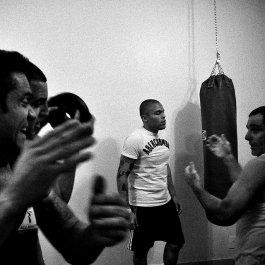 trening boks